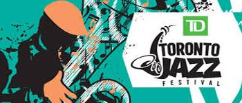 Toronto Jazz Festival logo